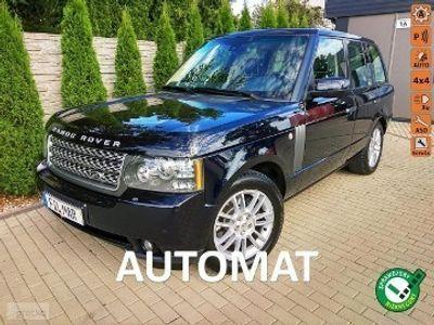 używany Land Rover Range Rover 3.6 272 Km Najbogatsza Opcja Wyposażenia Zachwycająco Utrzymany Śliczn III (2001-2012)