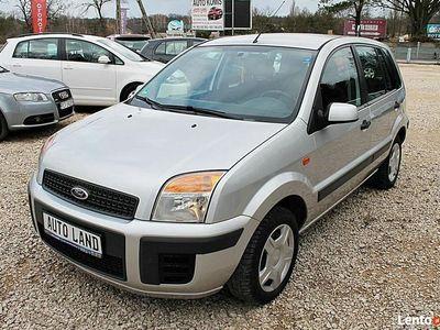 używany Ford Fusion 1.4dm 80KM 2006r. 62 000km