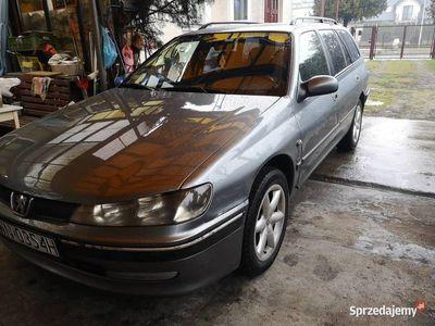 używany Peugeot 406 2.0HDI (90)km 2002rok Zadbany!!