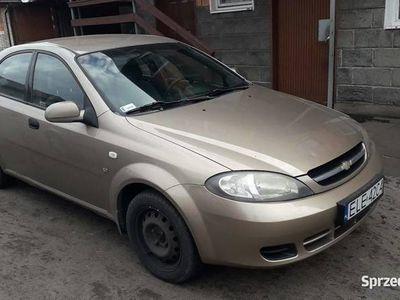 używany Chevrolet Lacetti 1.4 95KM, benzyna polski salon