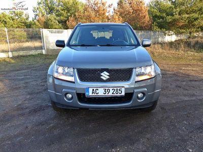 używany Suzuki Grand Vitara 2dm3 140KM 2007r. 261 000km 2.0*4x4*Climatronic*Elektryka*Alu*Super Stan*ZOBACZ!!!