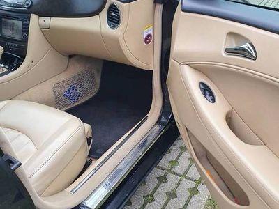 używany Mercedes CLS320