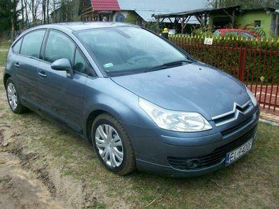 używany Citroën C4 czekam na rózne propozycje