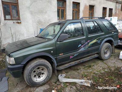 używany Opel Frontera