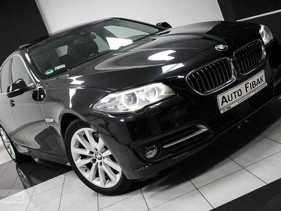 używany BMW 520 SERIA 5 I właściciel w PL*Serwisowany*Automat*Bogate wyposażenie*fv23%