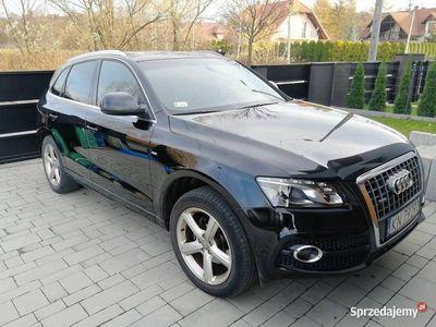 używany Audi Q5 S-line 2.0 TDI 170km 4x4 Automat F.VAT 23%