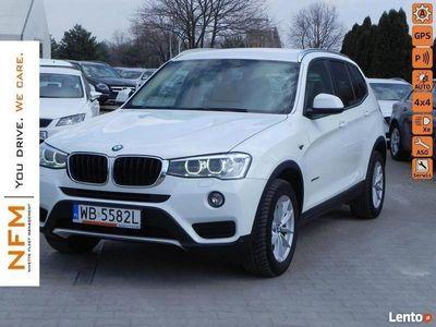 używany BMW X3 2,0 (190 KM) X Drive Salon PL F-Vat F25 (2010-)