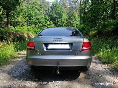 używany Audi A6 C6 Navi Bose zarejestrowane