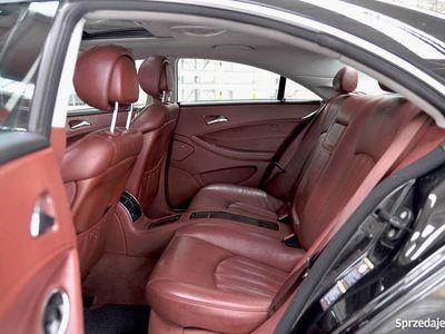 używany Mercedes CLS350 z LPG 2006/2005 mały przebieg