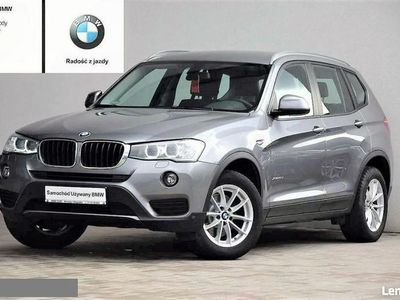 używany BMW X3 2dm 190KM 2016r. 90 450km