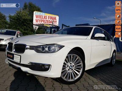 używany BMW 320 320 d xDrive Luxury Line