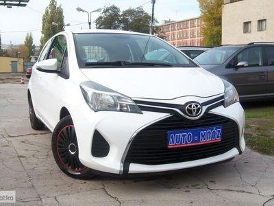 używany Toyota Yaris III Salon Pl, 1 wł, klima, komp, ASO, ciężarowy !, Łódź