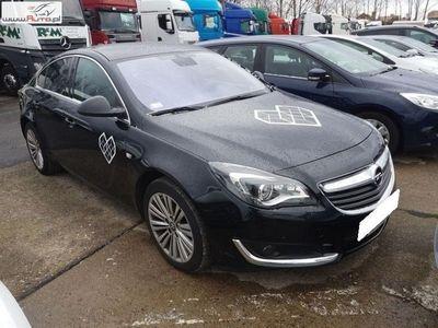 używany Opel Insignia Insignia 1.6dm3 170KM 2016r. 40 987kmCosmo Benzyna, 170KM, FV 23%, Gwarancja!!