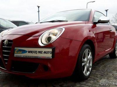 używany Alfa Romeo MiTo Tylko 115tys.km,Serwis AS