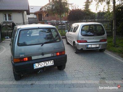 używany Fiat Cinquecento 900