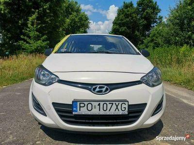 używany Hyundai i20 Salon PL Benzyna 1 właściciel I (2008-2014)