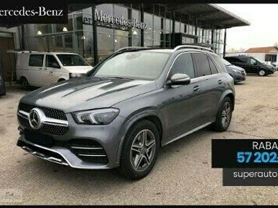 używany Mercedes E350 Klasa GLE W1674-Matic Hybrid (211KM) | Pakiet Premium