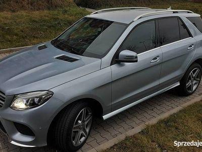 używany Mercedes GLE250 4Matic BlueTEC+Pakiety AMG,1Wł,Salon PL