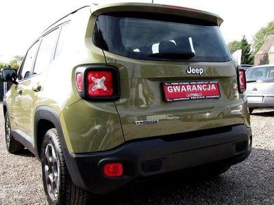 używany Jeep Renegade I Bezwypadkowy I Właściciel Serwisowany w ASO
