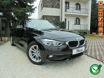 używany BMW 320 2dm 190KM 2017r. 92 000km