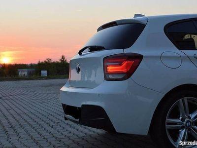 używany BMW 118 seria 1 F20 i M-PAKIET