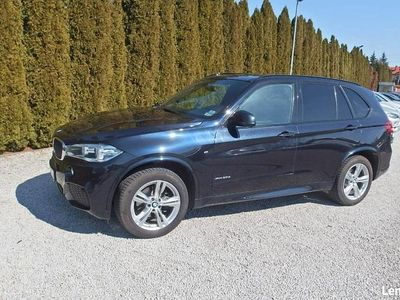 używany BMW X5 3dm 258KM 2014r. 131 000km