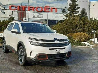 używany Citroën C5 Aircross 1.6dm 180KM 2020r. 2km