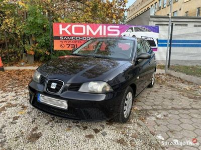 używany Seat Ibiza 1.2dm 60KM 2008r. 91 400km