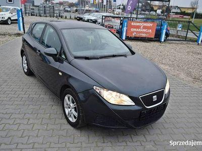 używany Seat Ibiza V Mozliwa Gwarancja Techniczna, Serwisowany, 1,4 TDI - 80 KM, Serwis.