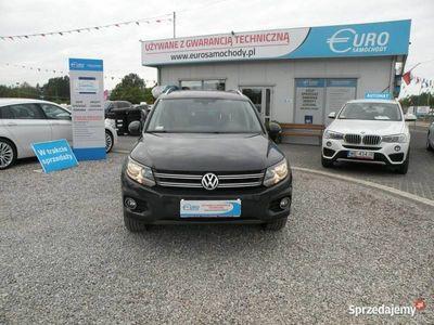 używany VW Tiguan 2dm 177KM 2014r. 120 000km