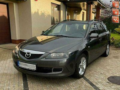 używany Mazda 6 62.0 Sport Exclusive Kombi Lift 6Biegów Tylko 145tyśkm Opłacona I (2002-2008)