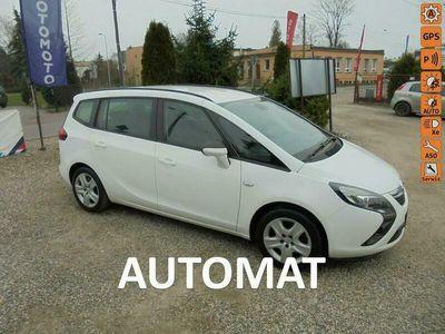 używany Opel Zafira 2dm 164KM 2014r. 191 000km