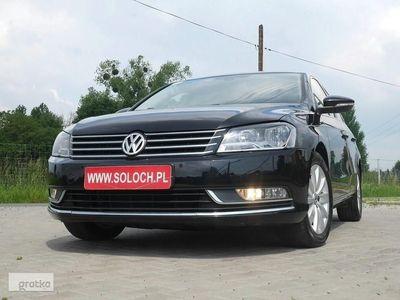 gebraucht VW Passat B7 2.0TDI 140KM -Sedan -Automat DSG -Navi -FILM VIDEO