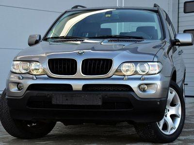 używany BMW 501 X5 3dm 218KM 2004r.000km