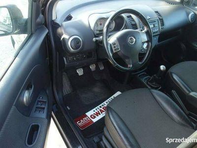 używany Nissan Note 1.6 16V 110KM Klimatronic Zadbany Pół Skóry Książka Serwis Zamiana ALu I (2005-2013)