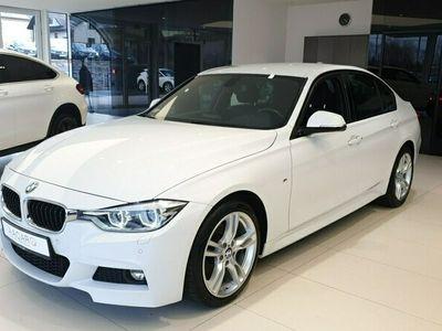 używany BMW 318 2dm 150KM 2017r. 108 031km