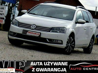 używany VW Passat 1.6dm 105KM 2012r. 156 000km