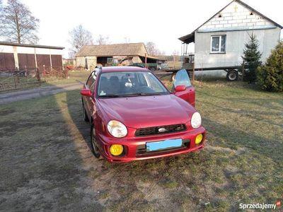 używany Subaru Impreza 2.0lpg 4x4