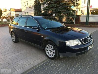 używany Audi A6 II (C5) 2.5tdi 180km skóra klimatronik alu pl