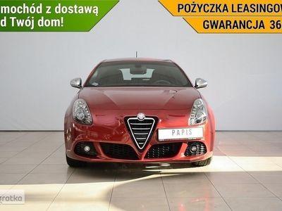 używany Alfa Romeo Giulietta SalonPL 1Wł Automat Nawi Climatronic Xenon LED Tempomat Alu PAPIS