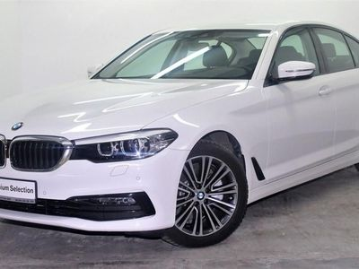 używany BMW 518 518 2dm3 150KM 2018r. 14 500km d 150KM Advantage Automat Gwarancja Comfort Lease Salon PL VAT
