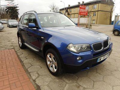 używany BMW X3 2dm3 177KM 2009r. 191 000km