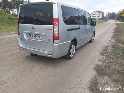 używany Fiat Scudo Panorama