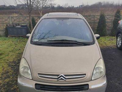 używany Citroën Xsara Picasso 2005