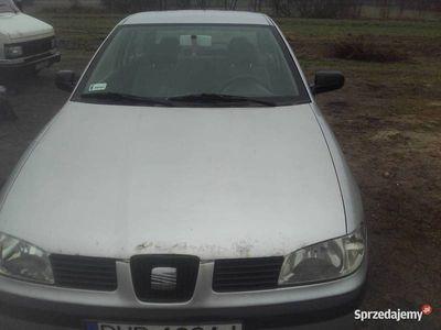 używany Seat Ibiza 1,4 mpi 2000r