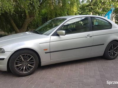 używany BMW 320 E46 D Compact