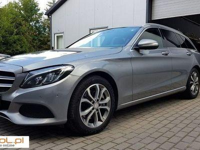 używany Mercedes C250 2.2dm 204KM 2015r. 187 000km