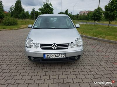 używany VW Polo 1.9 tdi N 9