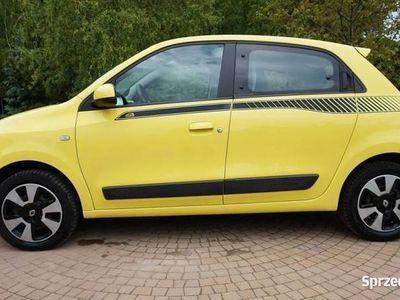 używany Renault Twingo LED Klimatyzacja Opłacony Gwarancja Podgrzewane fotele III (2014-)