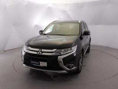 używany Mitsubishi Outlander 2.0 Instyle Navi 4WD CVT